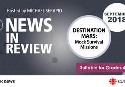 NIR-18-09 - PPT - Destination Mars: Mock Survival Missions