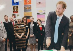 Prince Harry: Moving Out of the Shadow of Diana