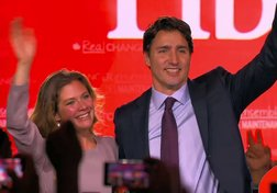 ​Trudeau's Surprising Majority