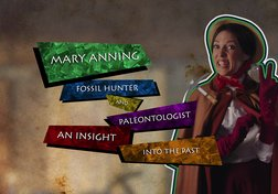 The work of Mary Anning