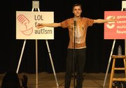 Stand-Up Comic Mines Asperger's Syndrome for Laughs