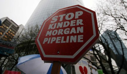 The pipeline that's divided Western Canada