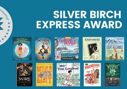The Forest of Reading 2020: Silver Birch Express Award
