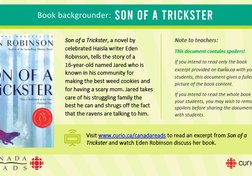 Canada Reads 2020: Backgrounder on Son of a Trickster (PDF)