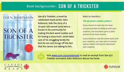 Canada Reads 2020: Backgrounder on Son of a Trickster (PPT)