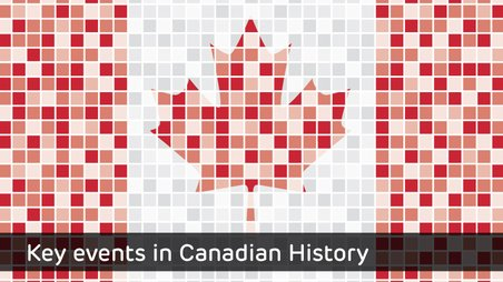Key Events in Canadian History
