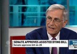 Senate Passes Assisted Dying Bill