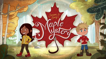 Jaxon and Song's Maple Mystery