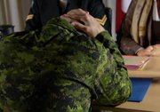 Military Suicides in Canada