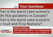 Students Ask CBC News: COVID-19 worst-case scenarios, immunity, risk to young children