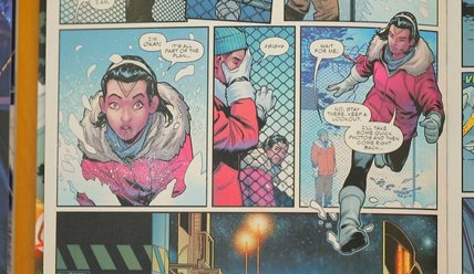 Marvel's newest superhero Snowguard is an Inuit teen