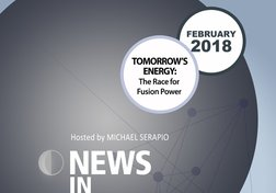 NIR-18-02 - ​​Tomorrow's Energy: The Race for Fusion Power