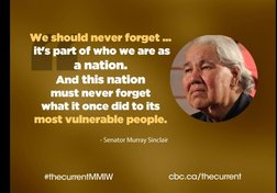 Why don't residential school survivors just get over it?: Murray Sinclair
