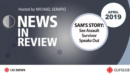 NIR-19-04 - PPT - Sam's Story: Sex Assault Survivor Speaks Out