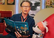 Shifty McGifty and Slippery Sam: The Cat Burglar with Bruce Greenwood