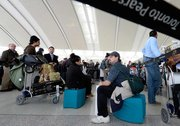 Ottawa unveils air passenger bill of rights