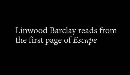 The First Page: Linwood Barclay