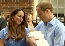Royal Birth: The World Welcomes Prince George of Cambridge