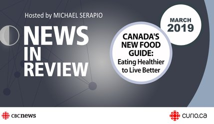 NIR-19-03 - PPT - Canada's New Food Guide: Eating Healthier to Live Better
