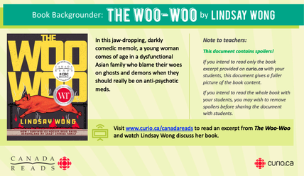 Canada Reads 2019: Backgrounder on The Woo-Woo (PPT)