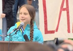 Greta Thunberg: Climate Activism and the Youth Movement