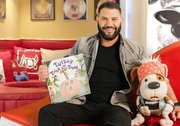 Turkey Trick or Treat with Guillermo Díaz