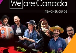 We are Canada Teacher Guide