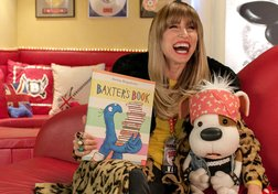 Baxter's Book with Sarah Carter
