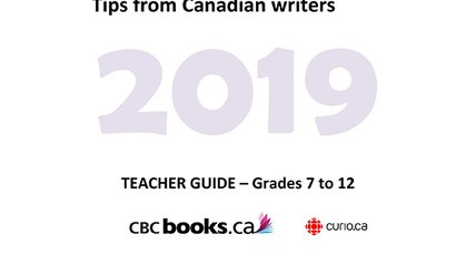 The First Page teacher guide - DOC